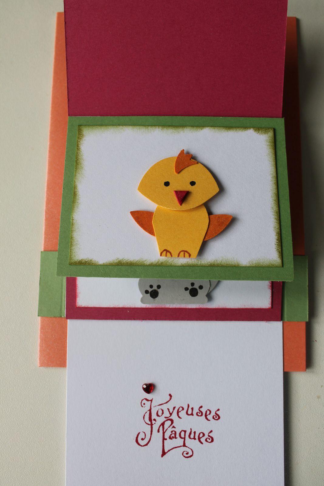Mes cartes de Pâques