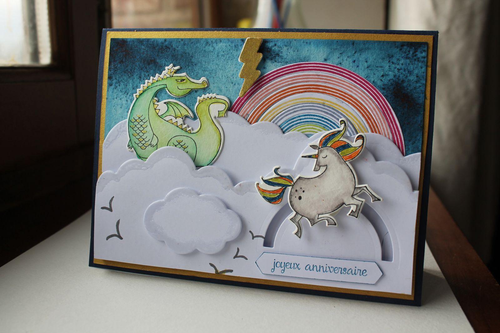 Shunshine et Rainbows plus Journée magique