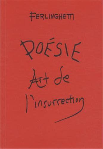 POÉSIE Art de l'Insurrection