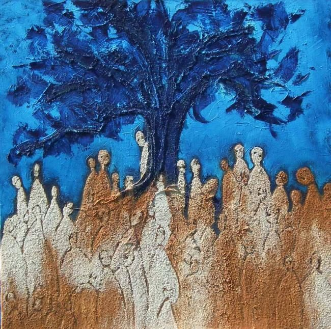 Illustration : Peinture de Bebu