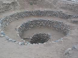 Les lignes de Nazca, elles sont un schéma pour l'eau...