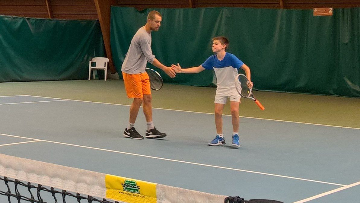 La Section Tennis du Walch au Barrisol !
