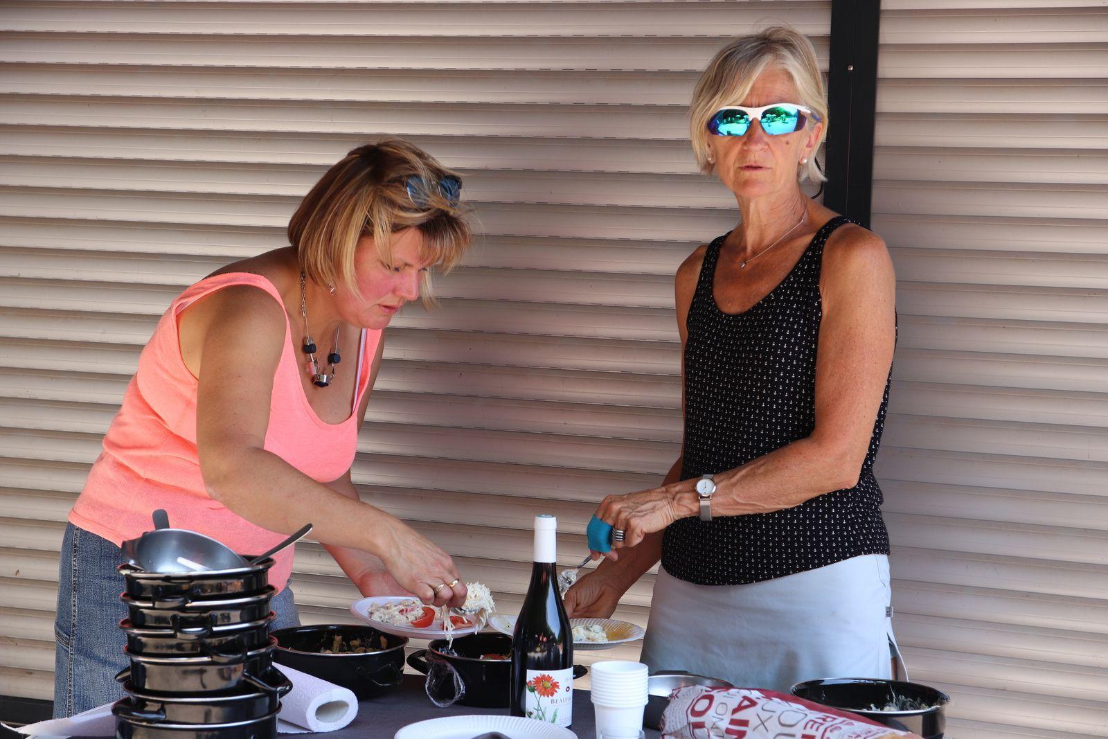 Belle fête du tennis au Floridor...