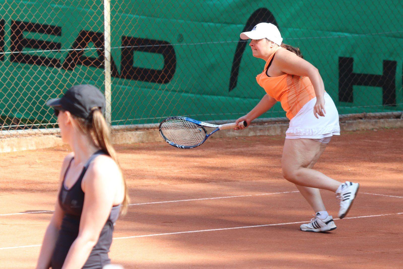 Le tennis, une histoire de famille...
