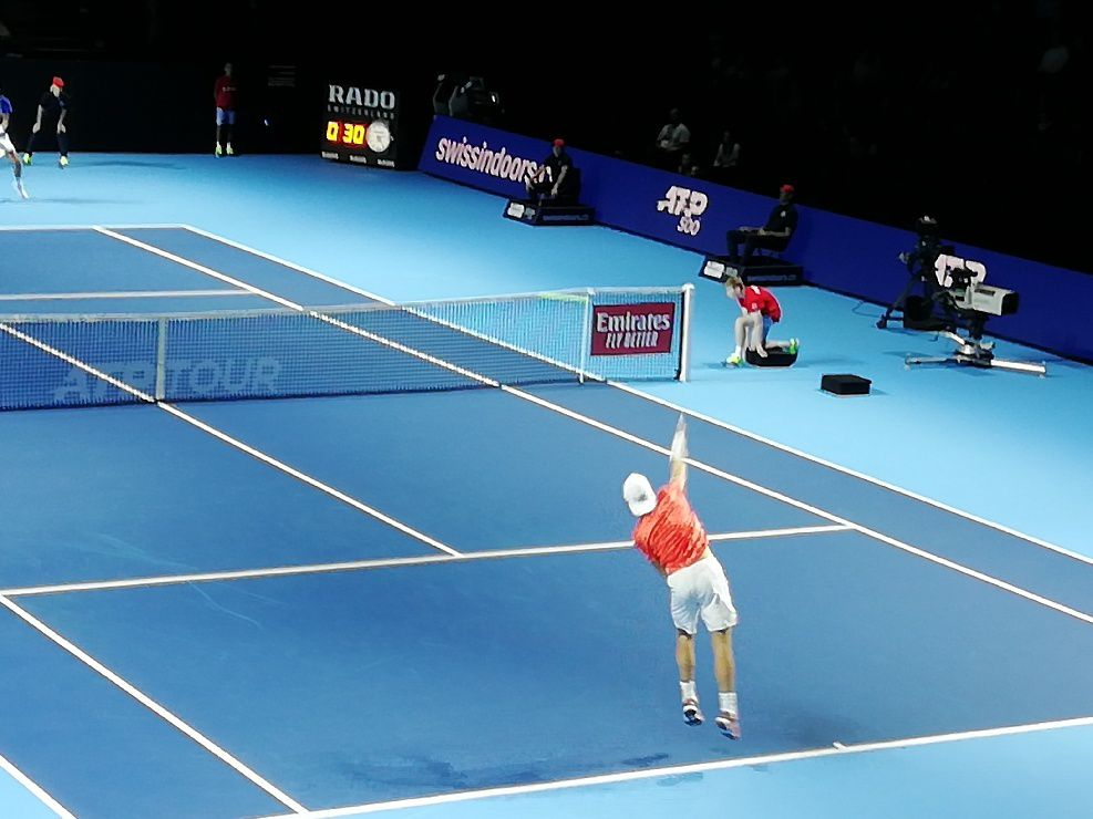 La Section Tennis du Walch aux Swiss