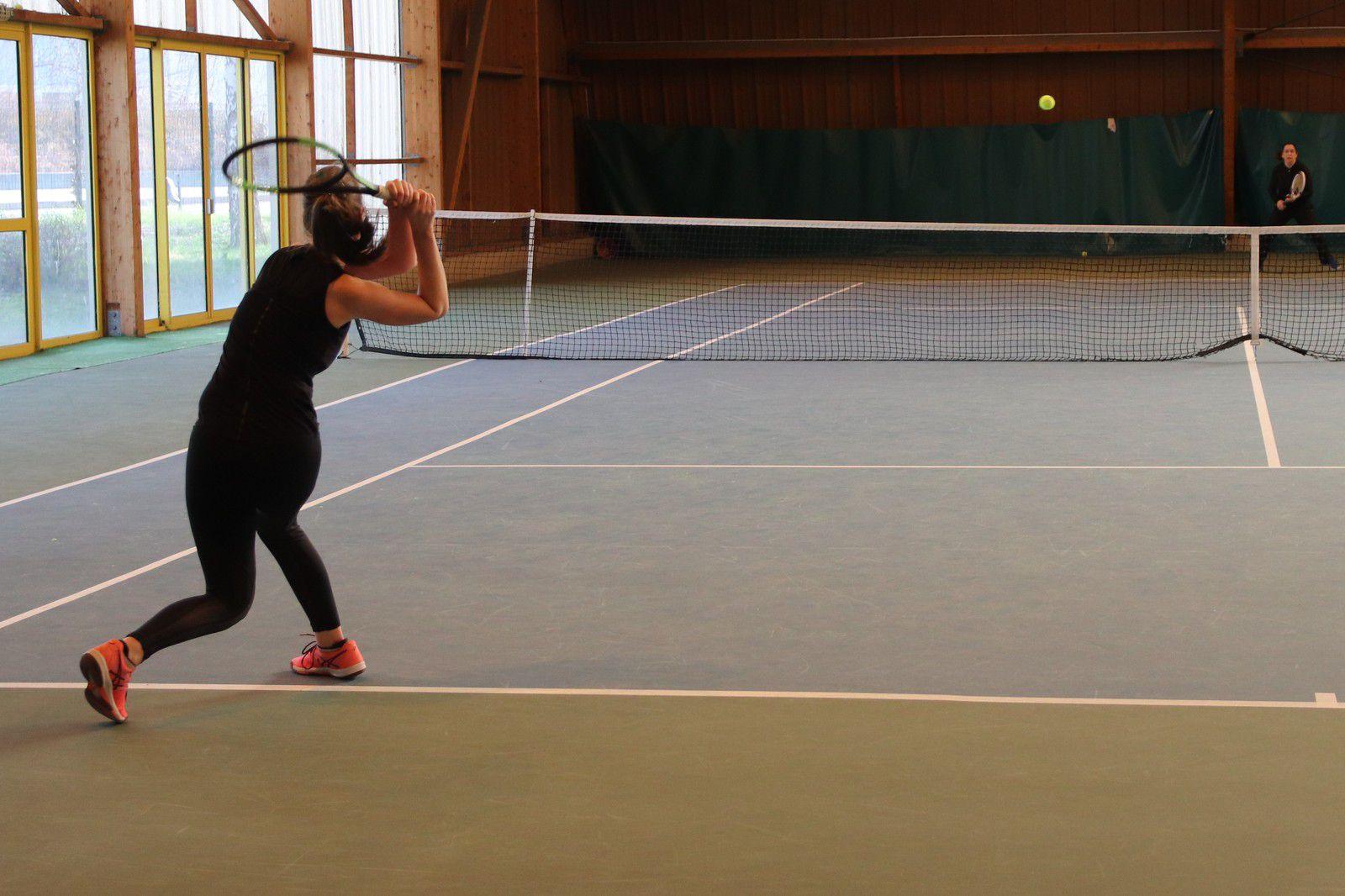 Manon Bolot vice-championne 3ème série