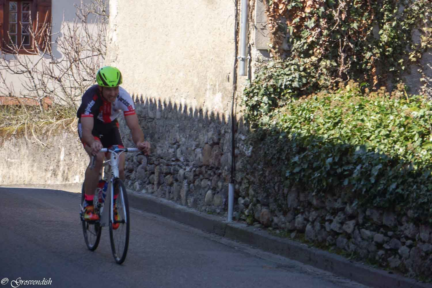 saint bertand de comminges , une belle course