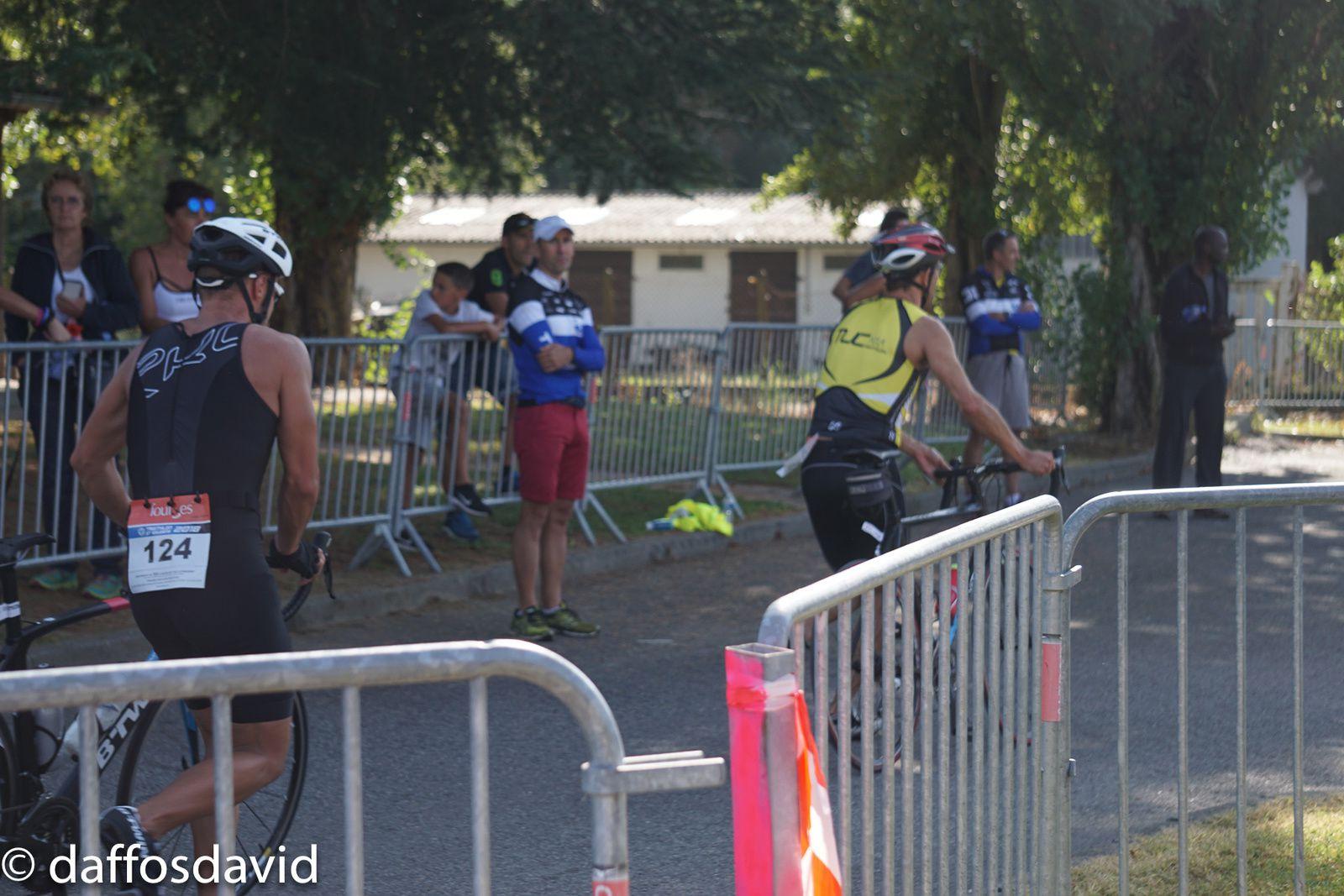 CLM Lapebie et triathlon ST Go