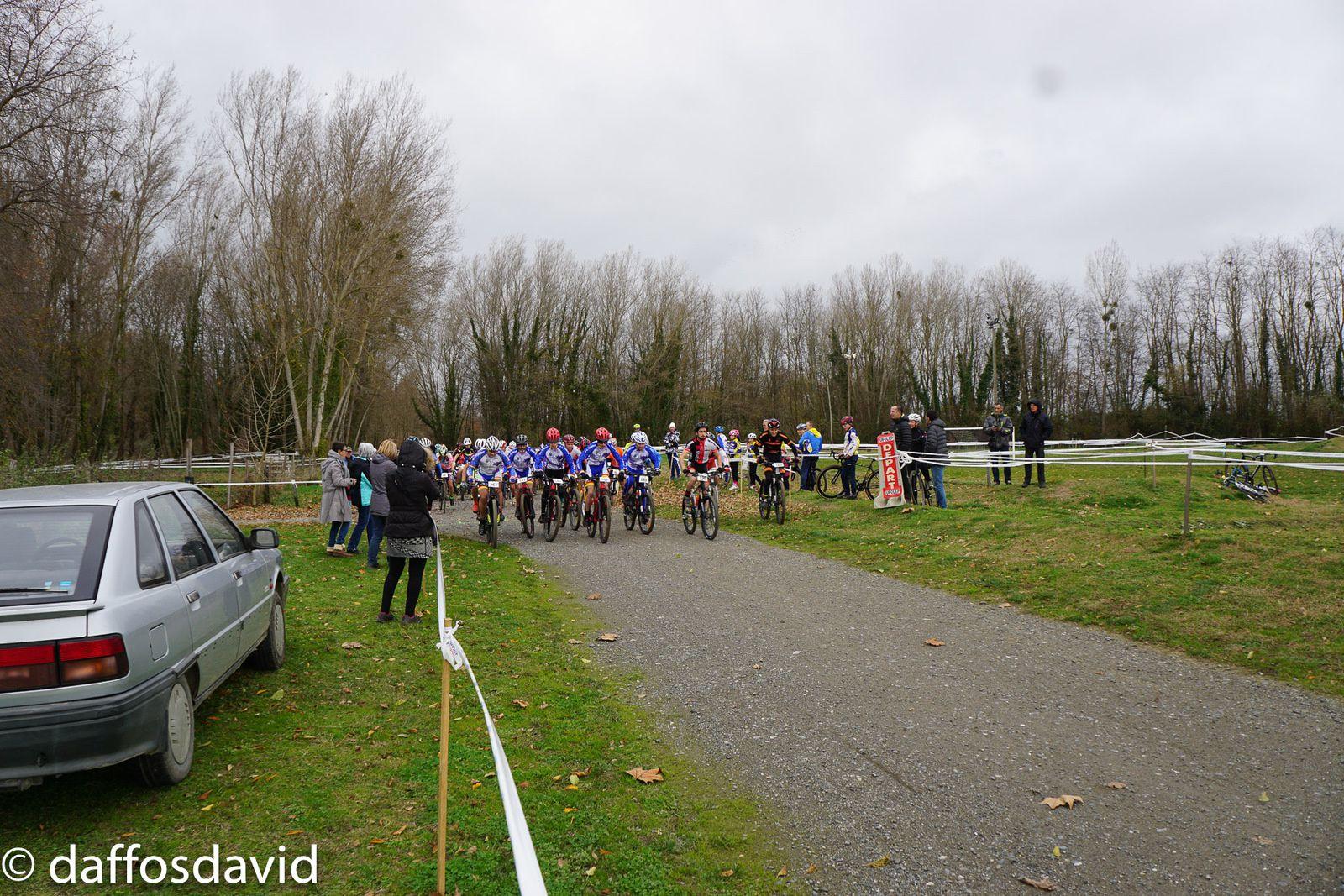 Championnat départemental65 cyclocross 2018
