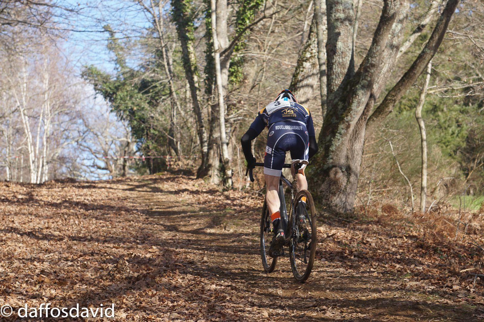 photos du cycle cross de pontat