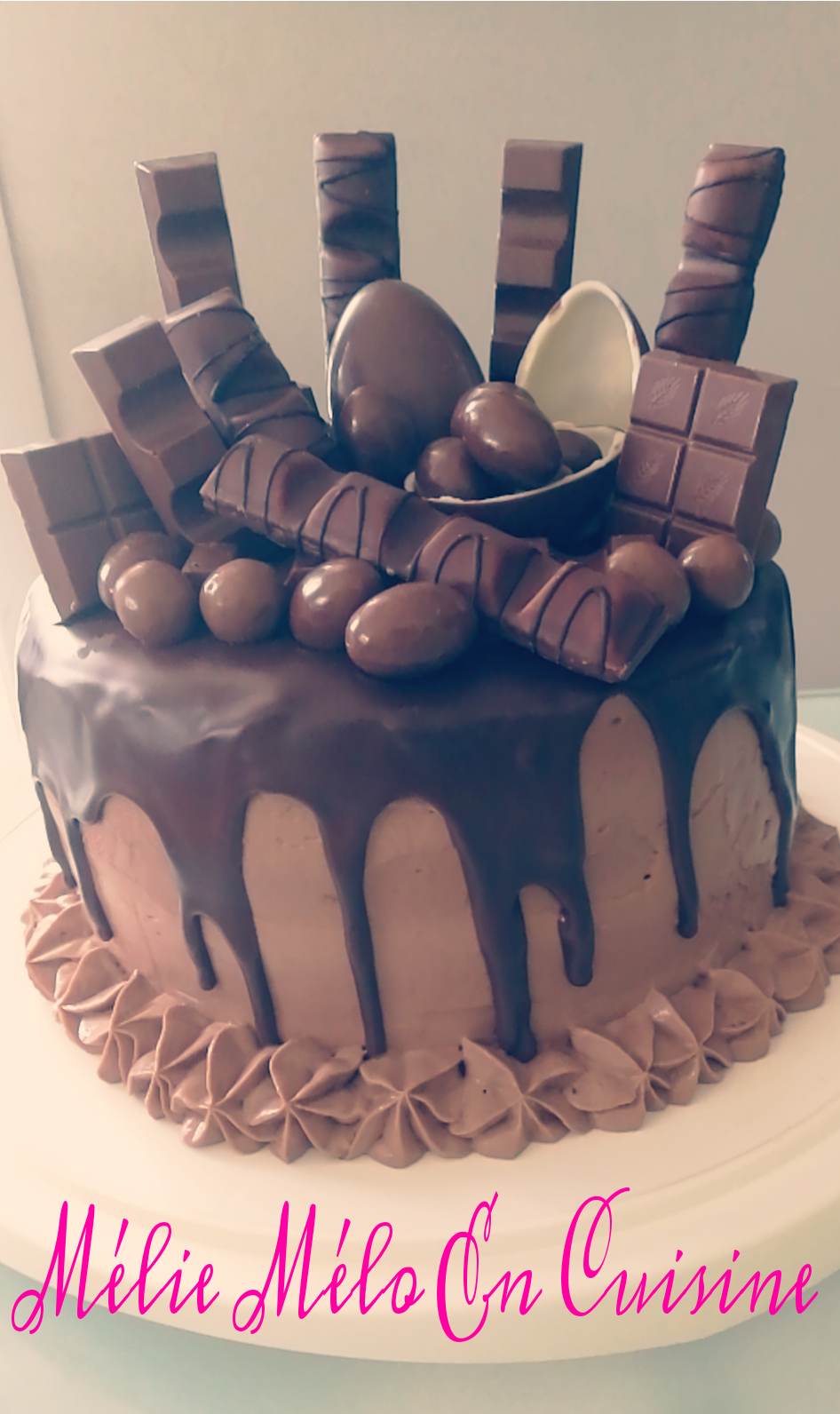 Célèbre layer cake tout kinder ( avec ou sans thermomix ) - Mélie mélo en  ES33