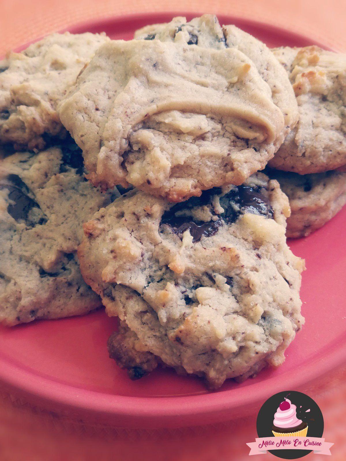 Cookies Au Lait Concentre Avec Ou Sans Thermomix Melie Melo En