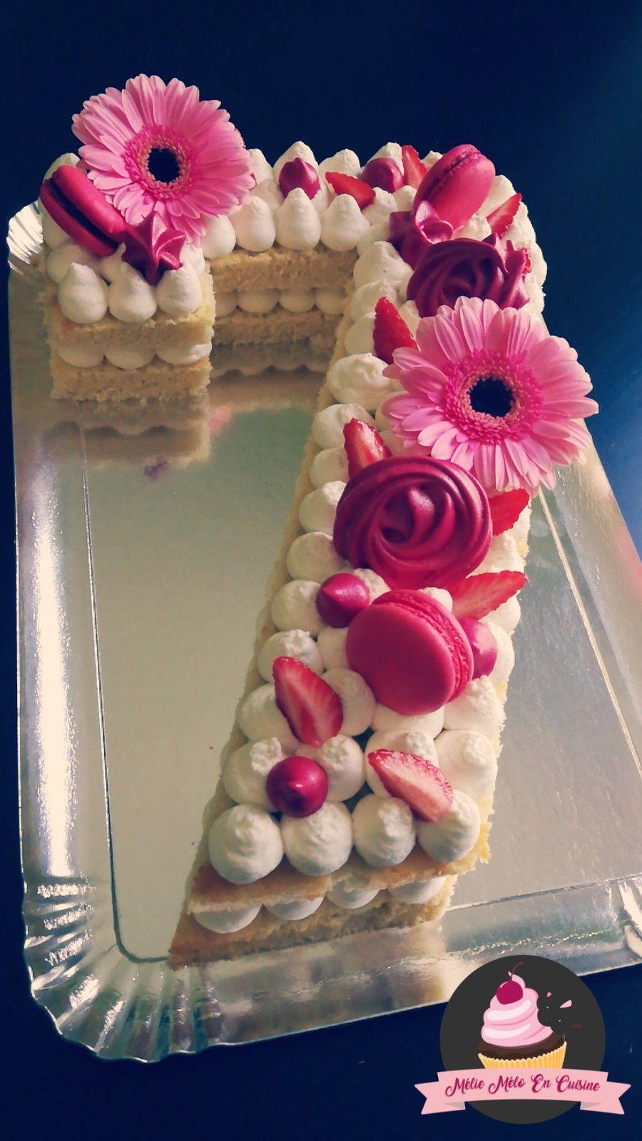 number cake génoise ( avec ou sans thermomix )