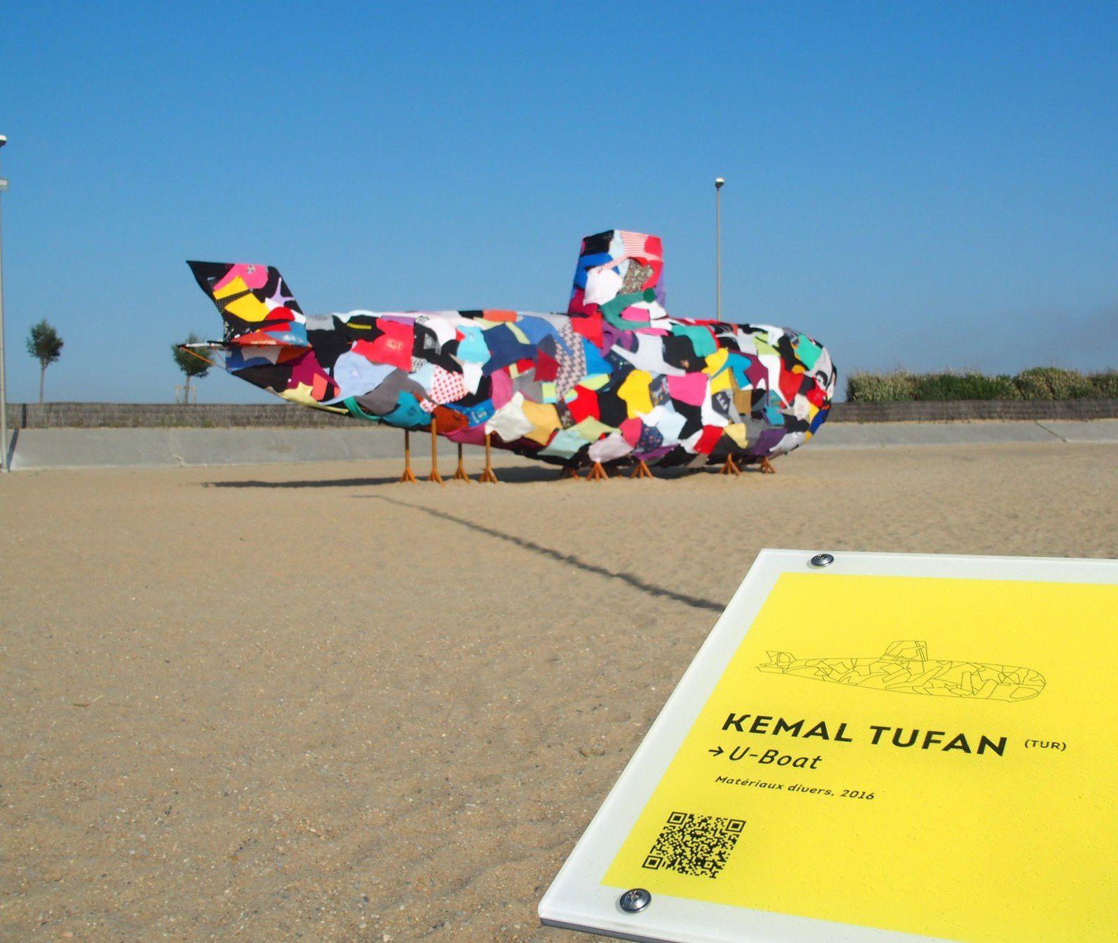 Biennale d'Anglet, la mer comme seule frontière. Rivage, rivages