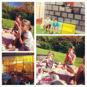 Dimanche : picnic !