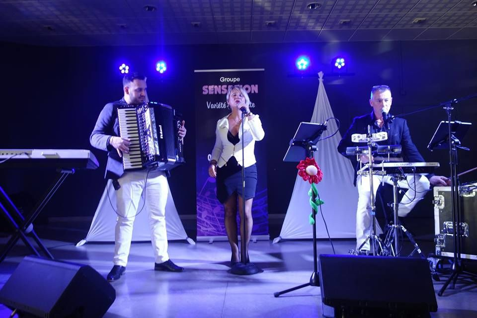 Orchestre musette Valence