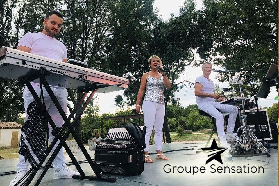Groupe de musique pour mariage Aude 11