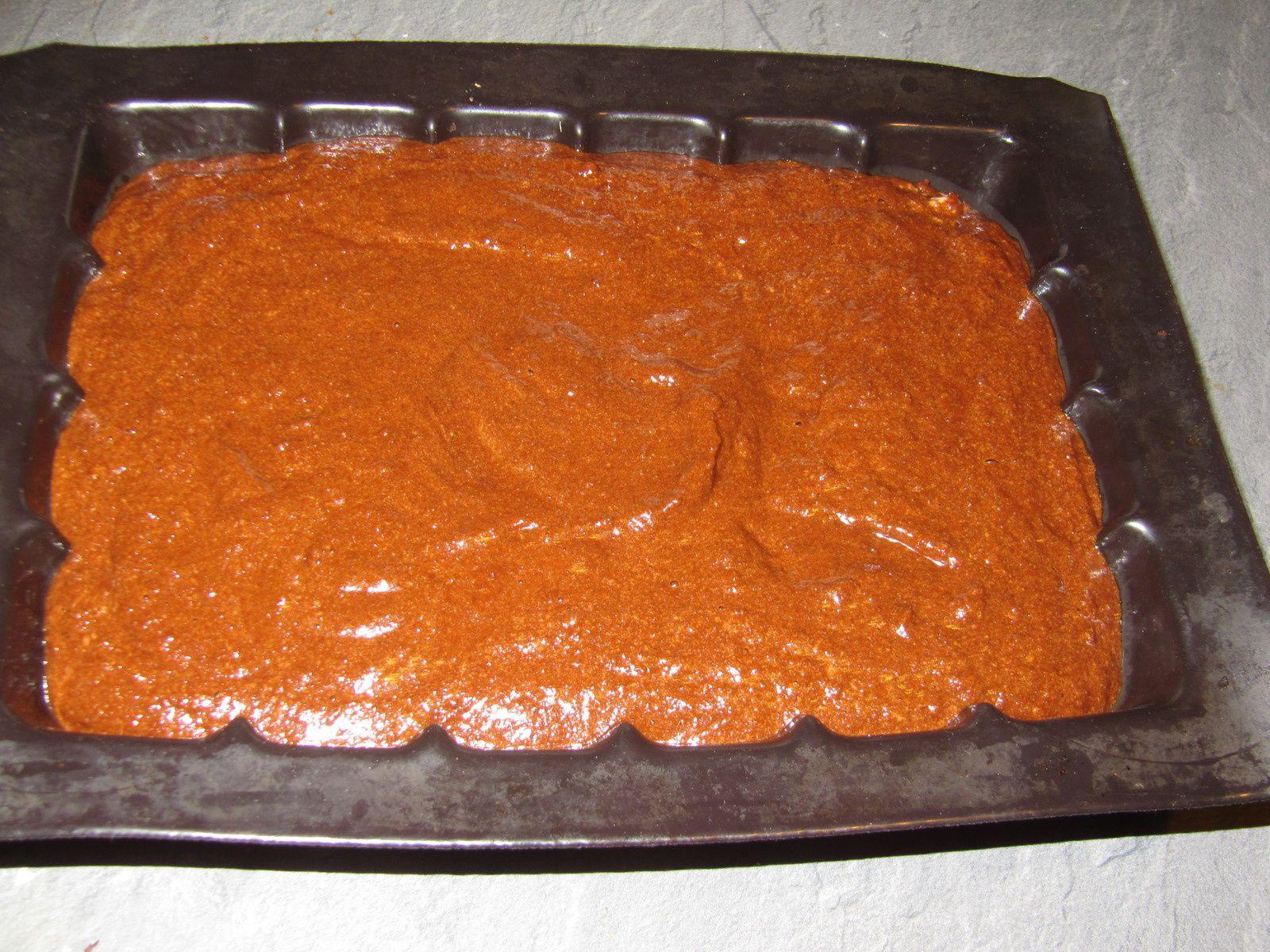 Gâteau hyper moelleux à la citrouille