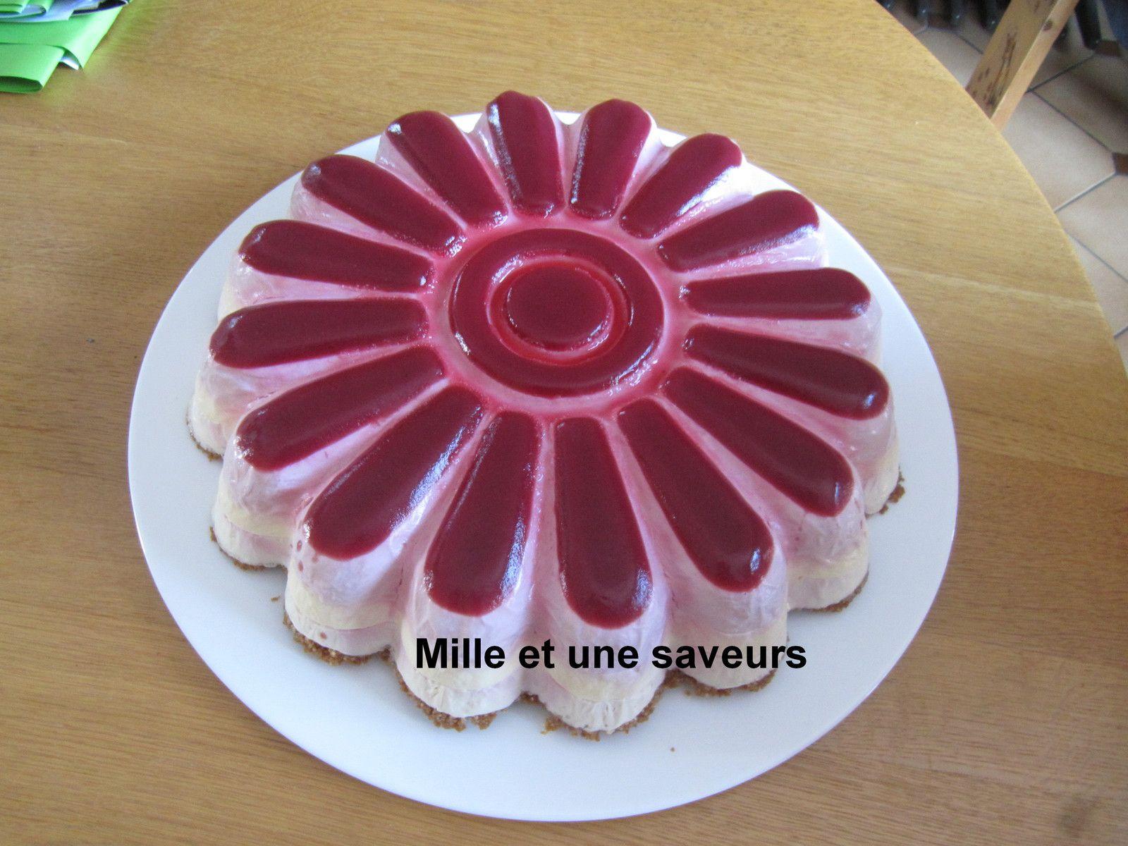 Tournesol aux fruits rouges, mangue/passion, vanille fève de tonka sans cuisson