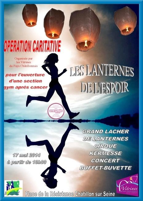 Soyez nombreux à y participer . Présence animation Foulée Châtillonnaise - Tennis -Tir à l'Arc