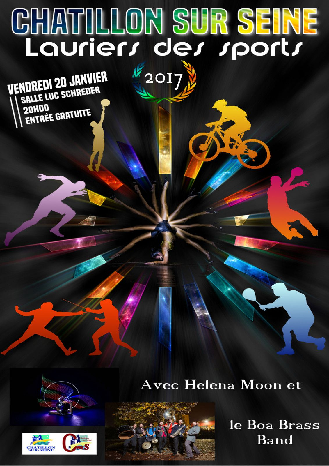 LAURIERS DES SPORTS 2017