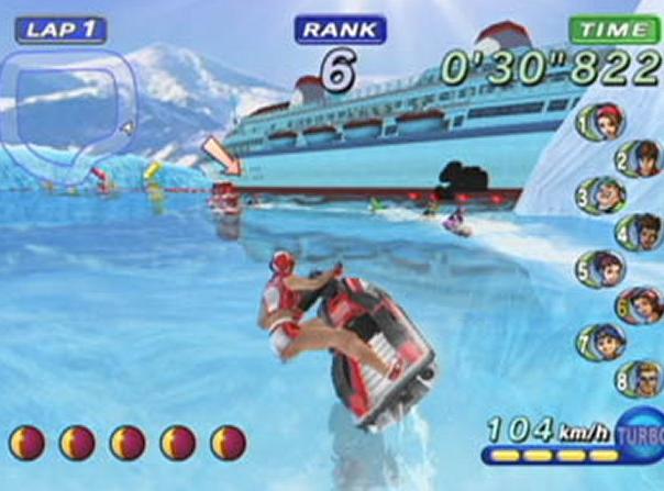 [SLIP TENDU] L'improbable retour de Wave Race ?!