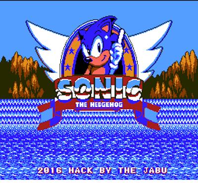 [SYNTAX ERROR] Sonic sur Nes ?!