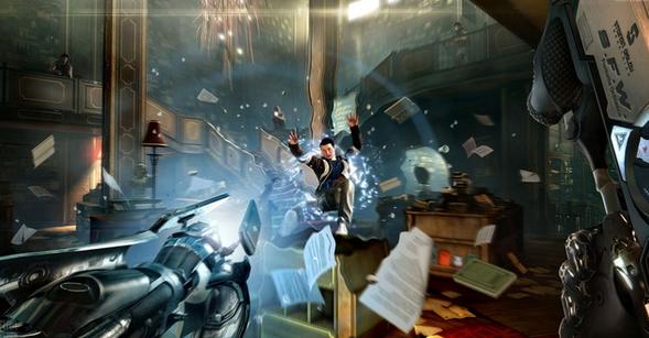 [TEST] Deus Ex: Mankind Divided / PS4