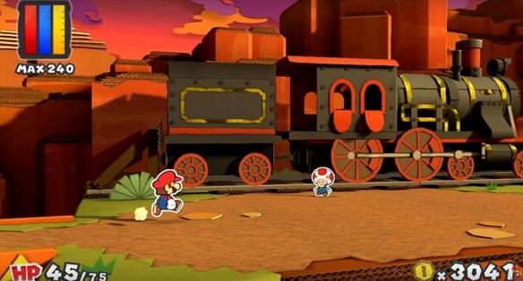 [TEST] Paper Mario Color Splash / Wii U