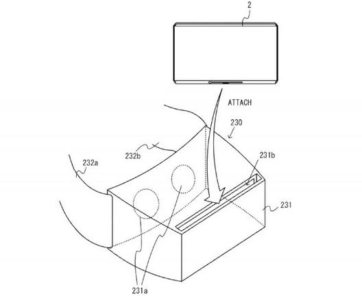 Une casque de réalité virtuelle pour la Nintendo Switch ?