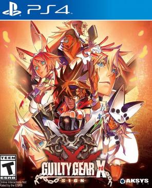[BONNES AFFAIRES] Guilty Gear X Sign / PS4
