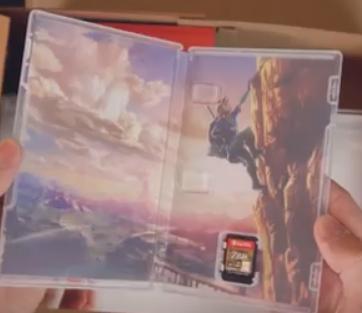 Nintendo Switch, le déballage du Doc