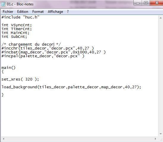 Coder sur PC Engine c'est facile ! [PART 2]