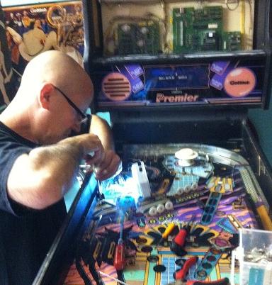 GTA Vice City Pinball par Erikrom2 !