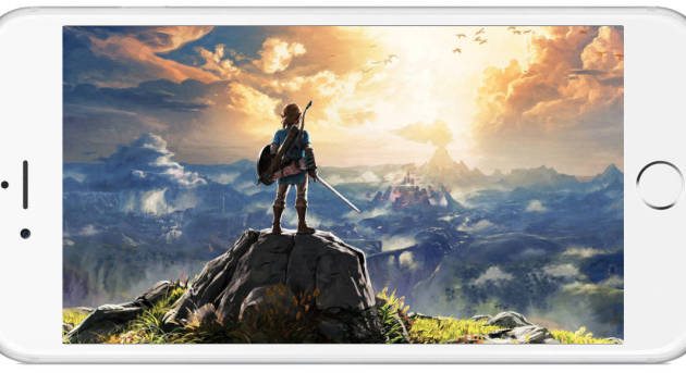 The Legend of Zelda Breath of the Android ?
