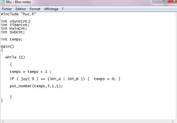 Coder sur PC Engine c'est facile ! [PART 4]