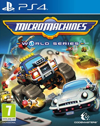 [BONNES AFFAIRES] Micro Machines World Series pour 23 boules