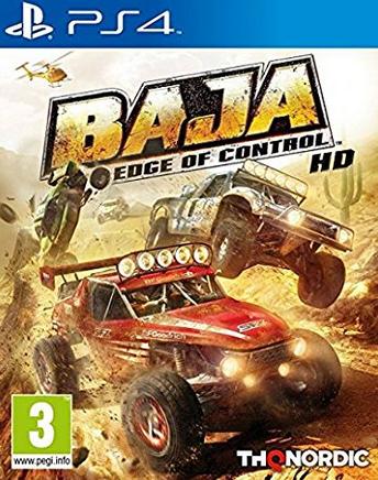 BAJA Edge of Control HD pour 19 boules !