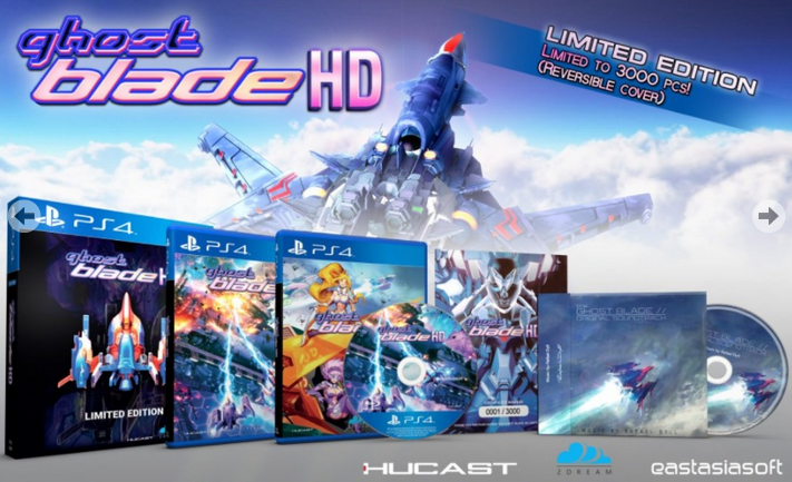 [ALERTE PRECO] Ghost Blade HD PS4