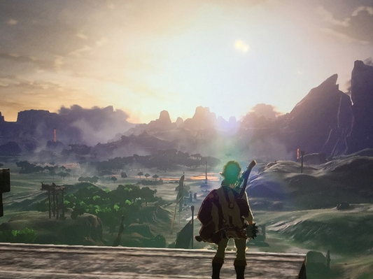 [TOP DE LA SAISON] The Legend of Zelda: Breath of the Wild / Wii U