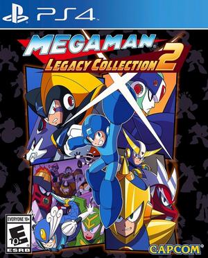 Mega Man Legacy Collection, le retour !