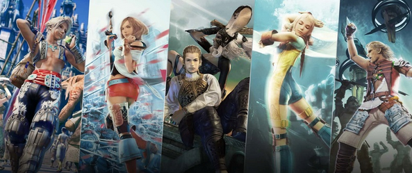 Le casting le plus mauvais d'un Final Fantasy