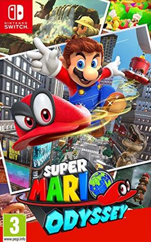 Super Mario Odyssey pour 44,90€ !