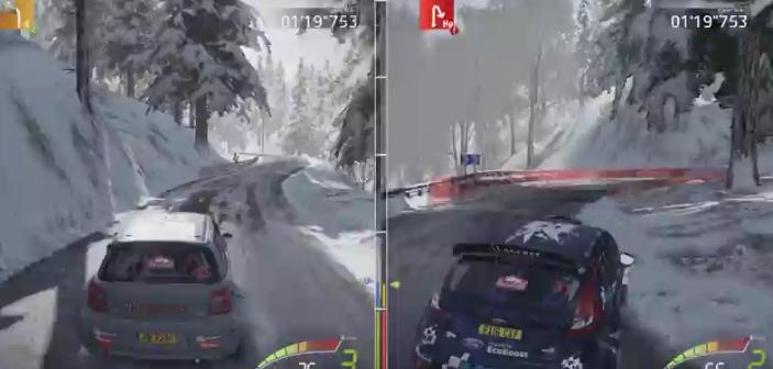 [TEST] WRC 7 / PS4