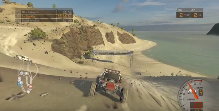 [SPEEDTESTING] BAJA EDGE OF CONTROL HD / PS4
