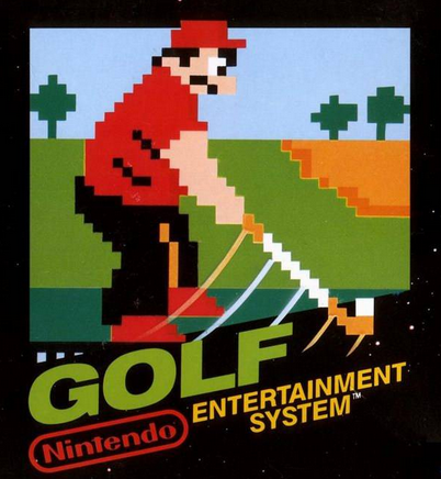 Nes GOLF caché dans la Switch !