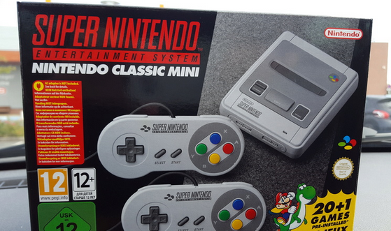 [TEST] La SNES Classic Mini