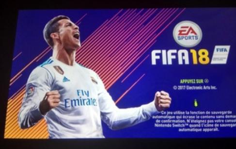 [PRISE EN MAIN] FIFA 18 sur Nintendo Switch