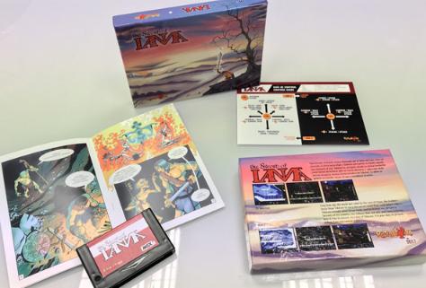 """Un """"Rastan-like"""" sur MSX 2 et Spectrum 128"""