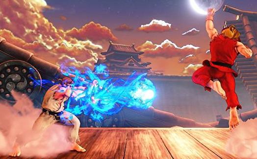 Street Fighter V pourrait être terminé en janvier prochain ?